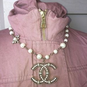Chanel Short Necklace